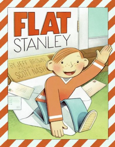 Flat Stanley (picture book edition) PDF