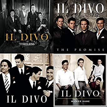 Best of Il Divo by Il Divo, Celine Dion, Kristin Chenoweth on Amazon