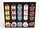 The Cupboard Caddy, Compatible with Keurig K-cup Size Pods, Premium Storage Dispenser, Holder & Stand