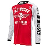 Fasthouse Original Air Cooled Men's Motocross Motorcycle Jersey Red Medium