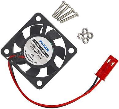 5V 0.2A Cooling Cooler Fan for Raspberry Pi Model B+ Raspberry Pi 2//3 H^H