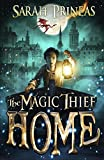 Front cover for the book The Magic Thief by Sarah Prineas
