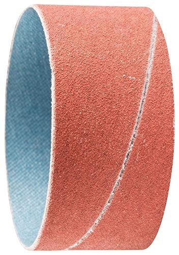PFERD 41430 2-3/8'' x 1-1/8'' Spiral Band Cylindrical Type, Alu. Ox. INOX (100pk)