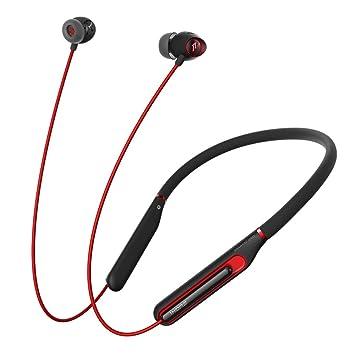 1MORE Spearhead VR BT Auriculares intrauditivos con micrófono, Sonido estéreo inalámbrico 3D, LED, cancelación de Ruido Ambiental, Carga rápida y Controles ...
