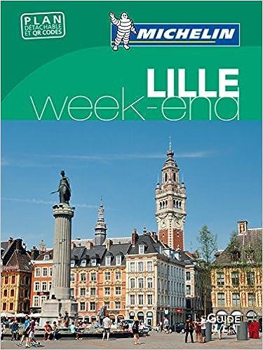 Livre gratuits Guide Vert Week-End Lille Michelin pdf