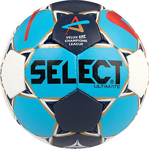 Select Ultimate Men's CL Men Handball, Men, 1611854023, blau navy rot gold, 2