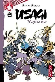 Usagi Yojimbo, tome 21 par Stan Sakai