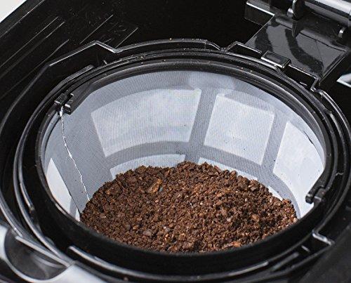 Nostalgia RCOF120AQ Retro 12-Cup Programmable Coffee Maker – Aqua Blue by Nostalgia (Image #3)