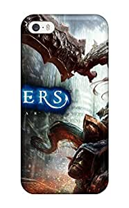 Rex Harper Fashion Protective Darksiders Wrath Of War Case Cover For Iphone 5/5s