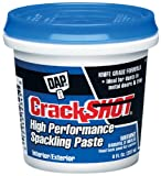 Dap 12374 1/2 Pint CrackShot Spackling Interior/Exterior