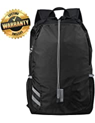 #1 Top Recommended Backpack - Lightweight Drawsting Backpack - Best for Sports, Gym, Travel, Hiking&School