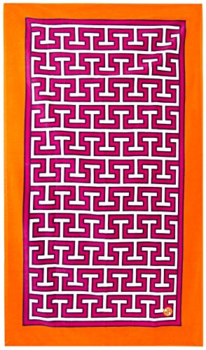 Jonathan Adler Mykonos Beach Towel, Pink