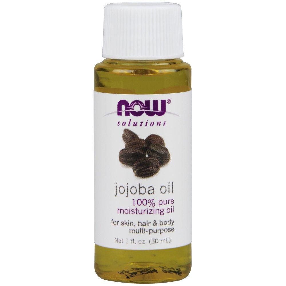 NOW Solutions Jojoba Oil, 1-Ounce