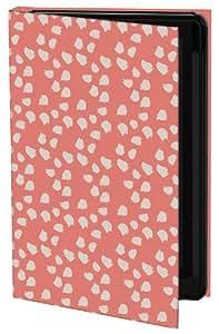 Keka Gillian Hollingsworth UK Designer Classic Mini Dabbed Petal - Funda rígida para iPhone 5, diseño de pétalos