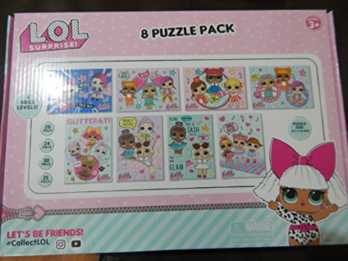 Shop Lol Surprise 8 Puzzle Pack products online in UAE  Free