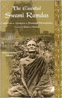 Book The Essential Swami Ramdas (Library of Perennial Philosophy) by Swami Ramdas (2005-02-23)