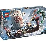 Lego - Le bateau des vikings contre le monstre des mers - 7018