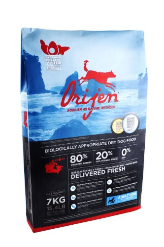 Orijen Grain-Free Adult Dry Dog Food, 15.4lb