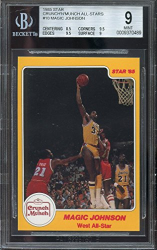 1985-star-crunch-n-munch-all-stars-10-magic-johnson-bgs-9-85-95-95-9-graded-card