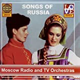 Songs of Russia: Various Soloists with Moscow Radio and TV Orchestras: APON