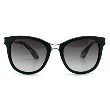 79afc4791d0 Image Unavailable. Image not available for. Color  Vivienne Westwood  VW913-S02 Belt Buckle Sunglasses in Wood Black