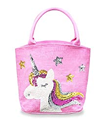 Women's Unicorn Dazzle Tote