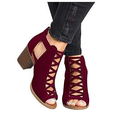 Liyuandian Platform Wedge Trendy Flat Sandals | Platforms & Wedges