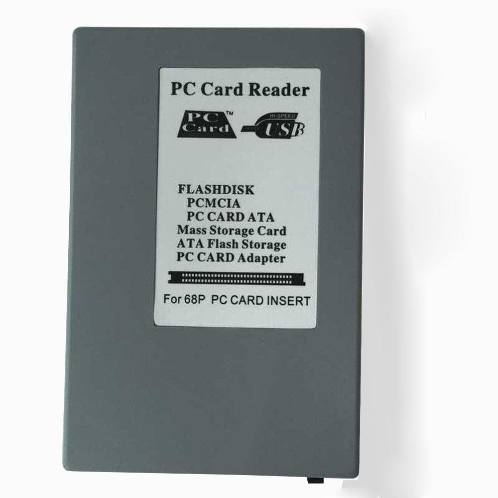 jecxep USB2.0 adaptador de tarjeta PCMCIA PC ata ...