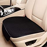 Qi Peng Car seat Cushion Five Sitting Without backrest Four Seasons ice Silk Cushion, Fast Installation, Environmental Protection, no Smell, 6 Colors to Choose from seat Cushion (Color : F)