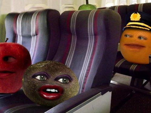 Fruit Plane! - The Landing Stores