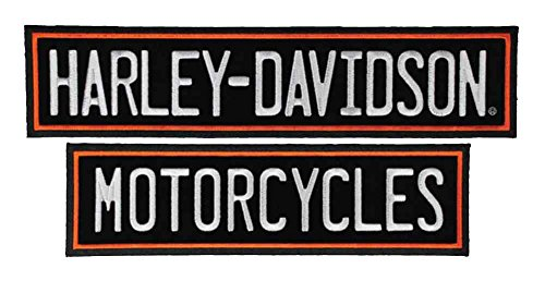 Harley Davidson Jacket Patches - 7