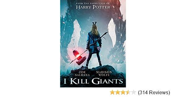 Amazon com: Watch I Kill Giants | Prime Video