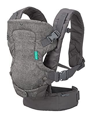Infantino Flip 4-in-1 Convertible Carrier by Infantino