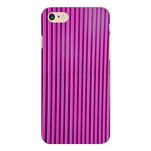 "Disagu Design Case Schutzhülle für Apple iPhone 7 Hülle Cover - Motiv ""Blechoptik Pink"""