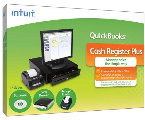QuickBooks Cash Register Plus Bundle product image