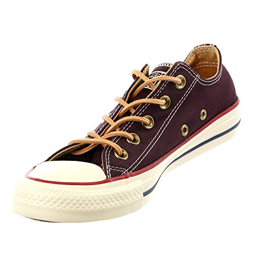 Converse Chuck Taylor All Star Ox scarpa da basket Black Cherry