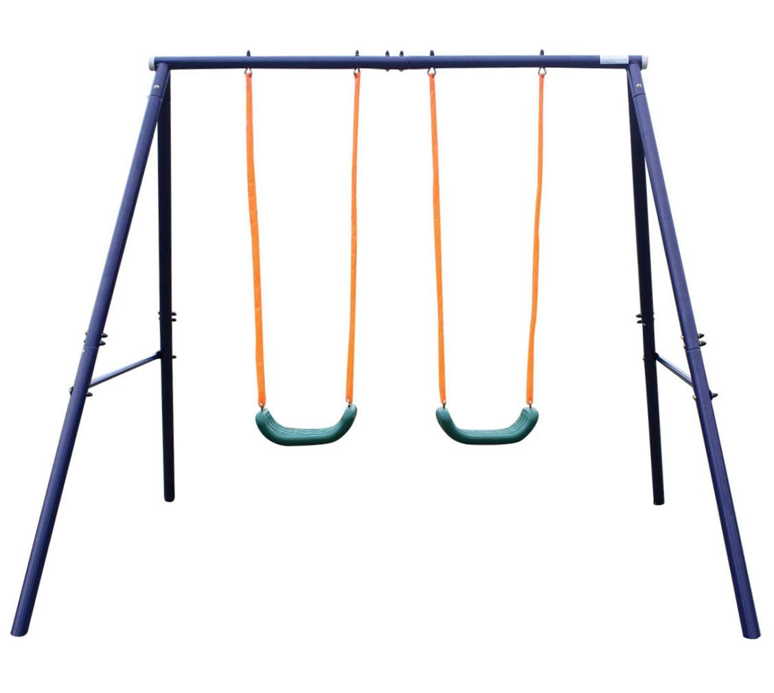 Movement God metal commercial swing set