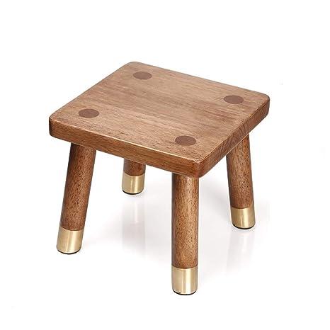 Amazing Amazon Com Luhen Solid Wood Home Small Chair Fashion Shoes Creativecarmelina Interior Chair Design Creativecarmelinacom