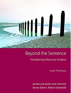 About language tasks for teachers of english cambridge teacher beyond the sentence introducing discourse analysis methodology fandeluxe Choice Image