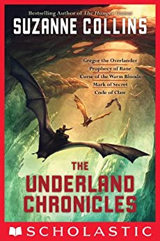 Gregor the Overlander Collection: Books 1-5 (Underland Chronicles, The) by [Collins, Suzanne]