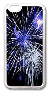 ACESR Abstract Fireworks Custom iPhone 5c Cases, pc hard Case for Apple iPhone 5c white