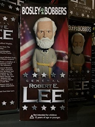 Robert E. Lee & Ulysses Grant Civil War Bobblehead Doll by Bosley Bobbers