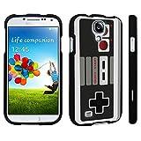 Cheap DuroCase ® Samsung Galaxy S4 Hard Case Black – (Game Controller)