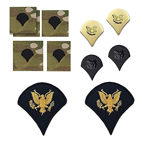 (US Army Specialist Rank Bundle)