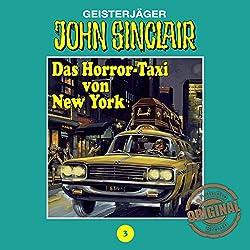 Das Horror-Taxi von New York (John Sinclair - Tonstudio Braun Klassiker 3)