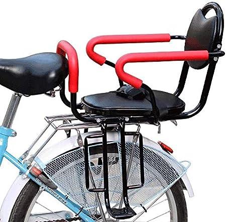 ADAHX Portabebés para Bicicleta/Asiento para Bicicleta, portabebés portátil para bebé Asientos Traseros para bebés Se Monta fácilmente en la Rueda Trasera de la Bicicleta: Amazon.es: Hogar