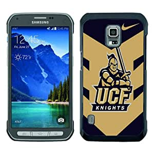 Beautiful And Unique Designed Case For Samsung Galaxy S5 Active With ucf knights 02 black Phone Case