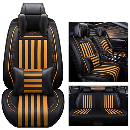 (YRRC Geely Zhidou D2 D2S D1 Zhongtai Sesame E30 E200 Special Car Seat Cover Leather Seat Cover Four)