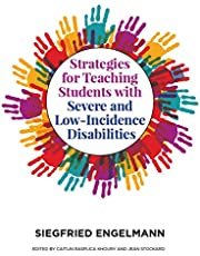 Strategies for Teaching Students with Severe and Low-Incidence Disabilities