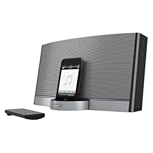 Refurbished Bose SoundDock Portable 30-Pin iPod/iPhone Speaker Dock - Black